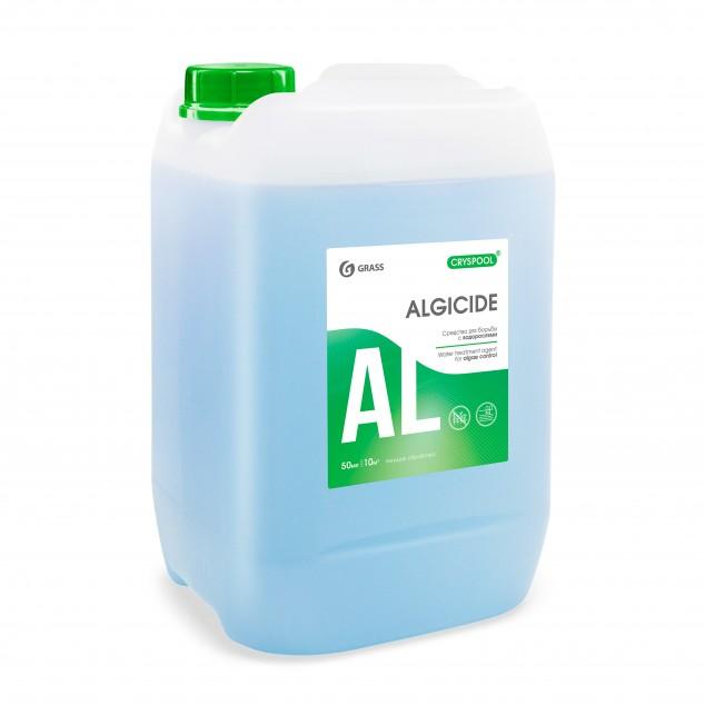 Средство для борьбы с водорослями CRYSPOOL ALGICIDE 150015, канистра 10 кг