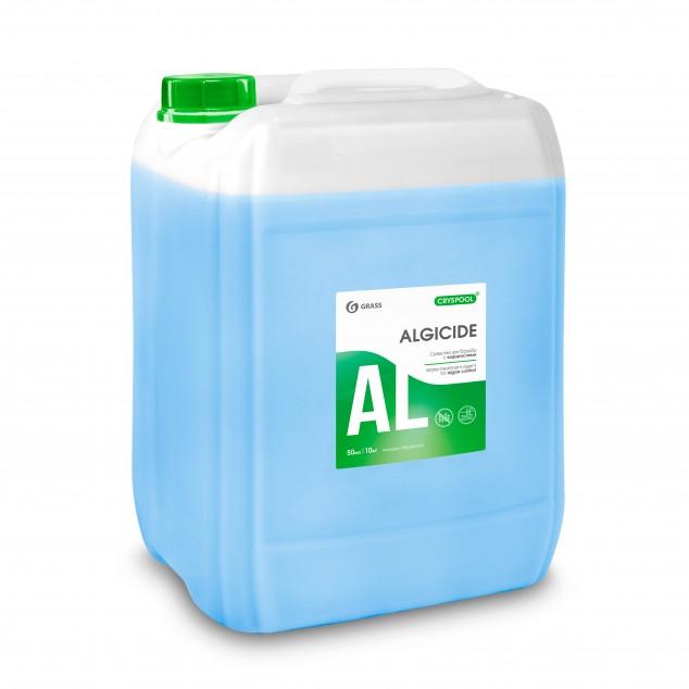 Средство для борьбы с водорослями CRYSPOOL ALGICIDE 150016, канистра 30 кг