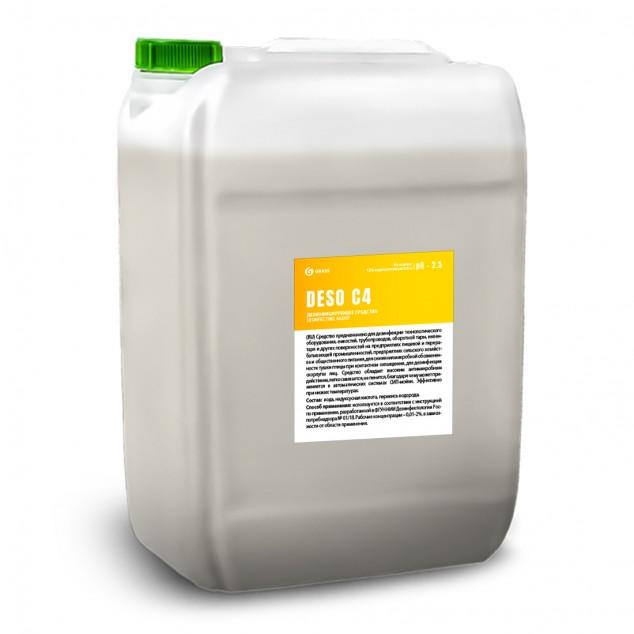 Дезинфицирующее средство на основе надуксусной кислоты «DESO C4» 550026, канистра 20 литров