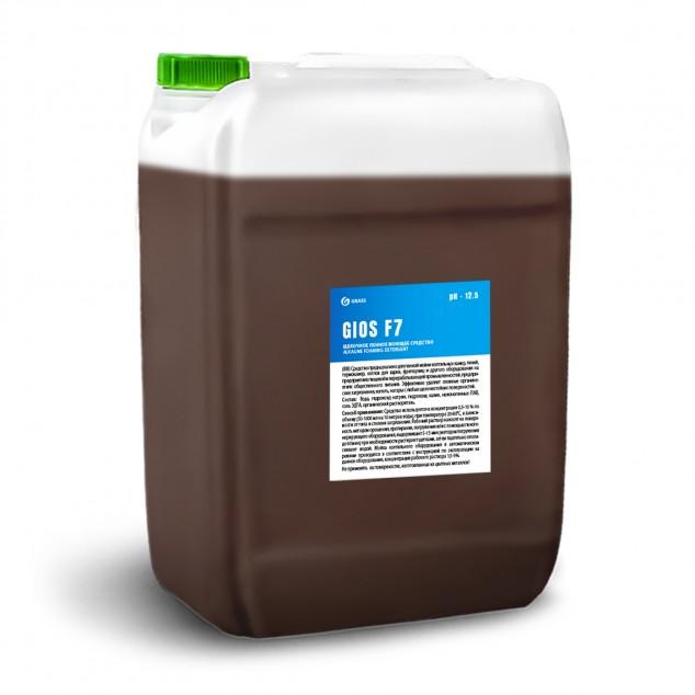 Щелочное пенное моющее средство «GIOS F7» 550046, канистра 18.5 литров