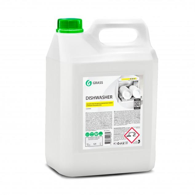 Моющее средство для посудомоечных машин DISHWASHER 125237, канистра 6.4 кг