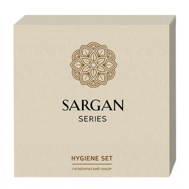 Набор гигиенический «SARGAN» HR-0032, картонная коробка, упаковка 200 шт.