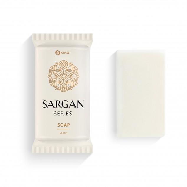 Мыло «SARGAN» HR-0035, флоу-пак 20 гр, упаковка 250 шт.