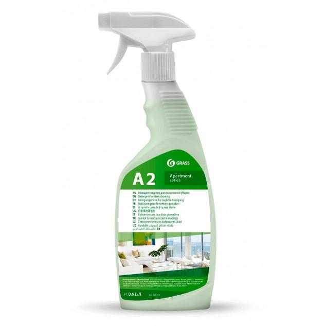 A2 Чистящее средство для ежедневной уборки (флакон 600 мл)