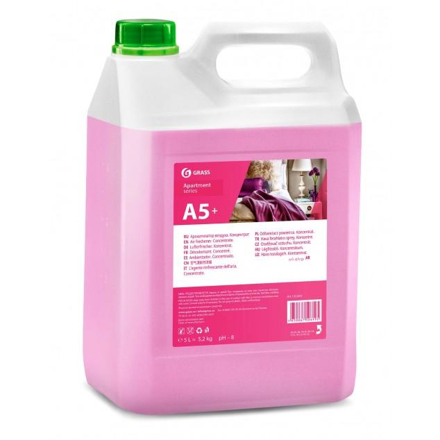 А5+ Освежитель, ароматизатор воздуха, Концентрат (канистра 5 кг)