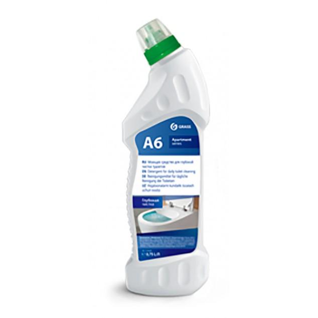 A6 Моющее средство для глубокой чистки «Apartment Series» (флакон 750 мл)