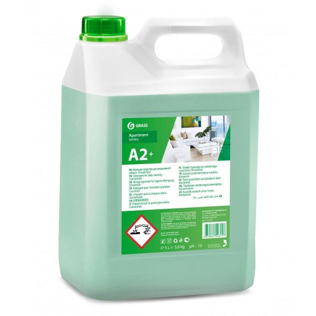 А2+ Чистящее, моющее средство для ежедневной уборки, Концентрат (канистра 5,6 кг)
