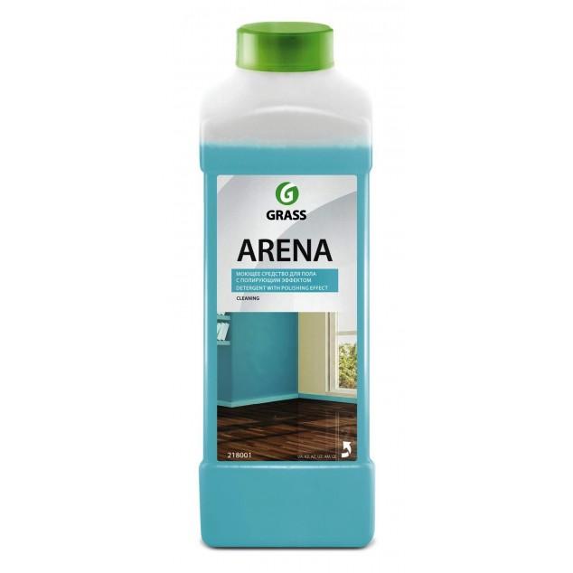 Средство с полирующим эффектом для пола «Arena» (канистра 1 л)