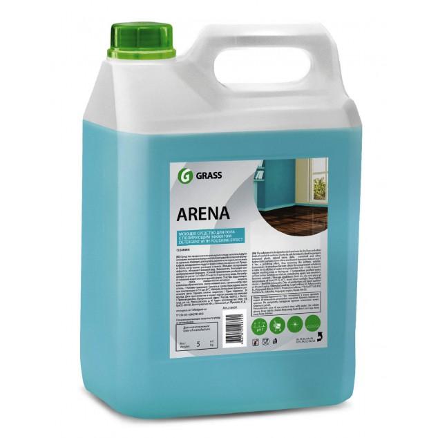 Средство с полирующим эффектом для пола «Arena» (канистра 5 кг)