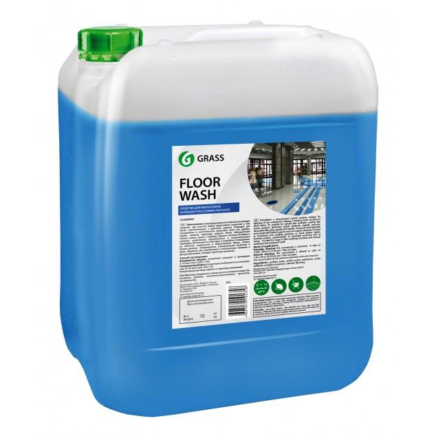 Нейтральное средство для мытья пола FLOOR WASH 250112, канистра 10 кг