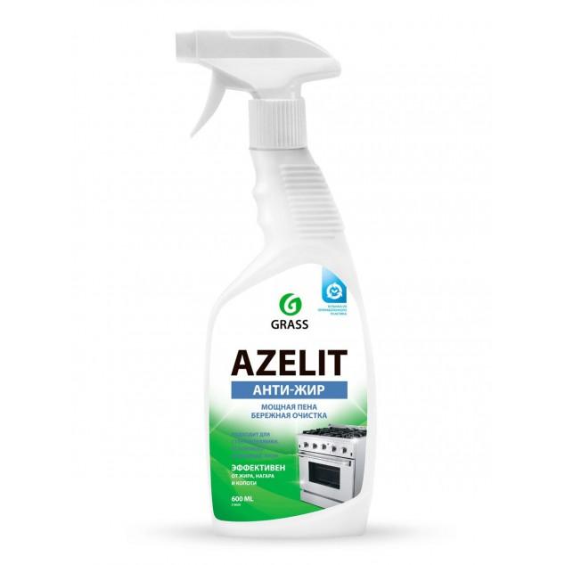 Чистящее средство AZELIT 218600 для кухни, АНТИ-ЖИР, флакон 600 мл
