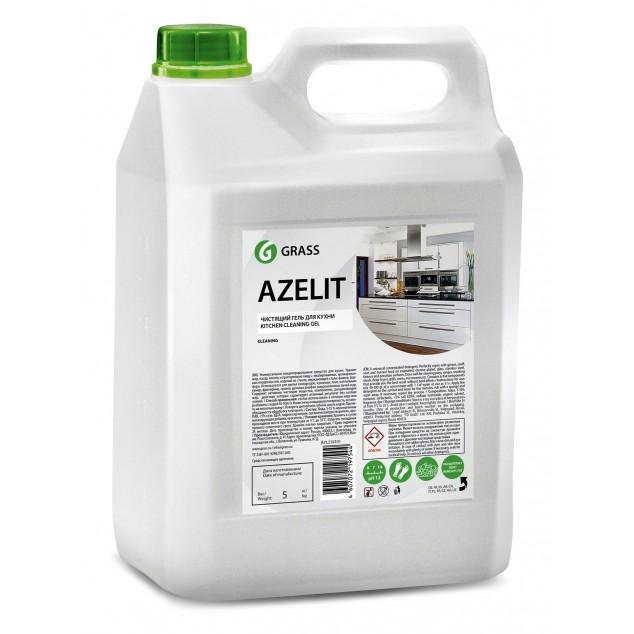 Чистящее средство «Azelit-gel» (канистра 5,4 кг)