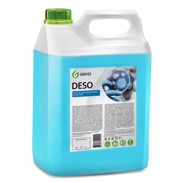 Дезинфицирующее средство DESO 125180, концентрат, канистра 5 кг