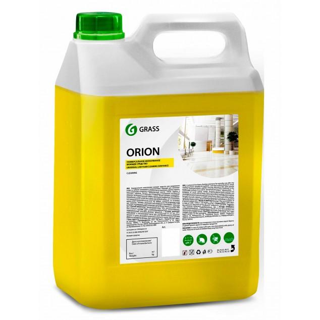 Универсальное низкопенное моющее средство «Orion» (канистра 5 кг)