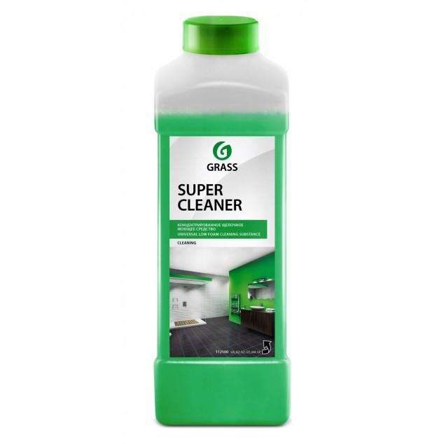 Концентрированное щелочное моющее средство «Super Cleaner» (канистра 1 л)
