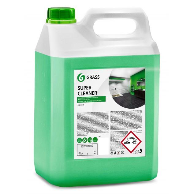 Концентрированное щелочное моющее средство «Super Cleaner» (канистра 5,8 кг)
