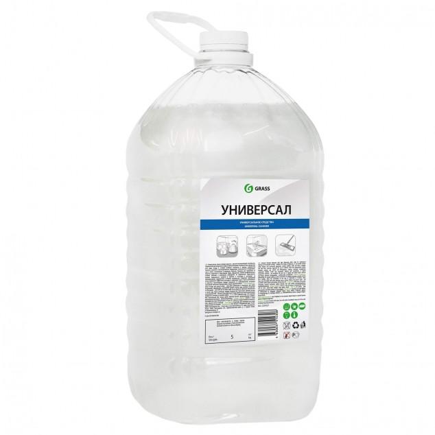 Универсальное пенное моющее средство УНИВЕРСАЛ 125457, канистра 5 кг