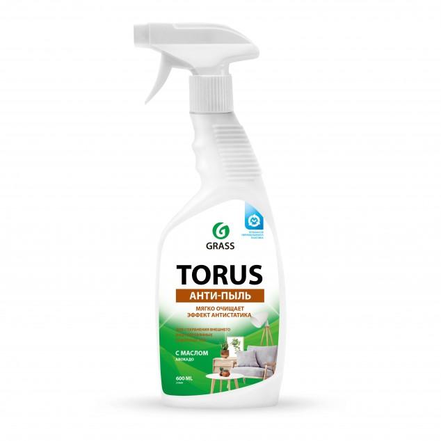 Очиститель-полироль для мебели TORUS 219600, флакон 600 мл