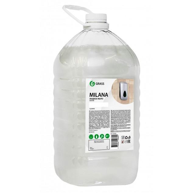 Жидкое мыло MILANA «Эконом», канистра 5 кг