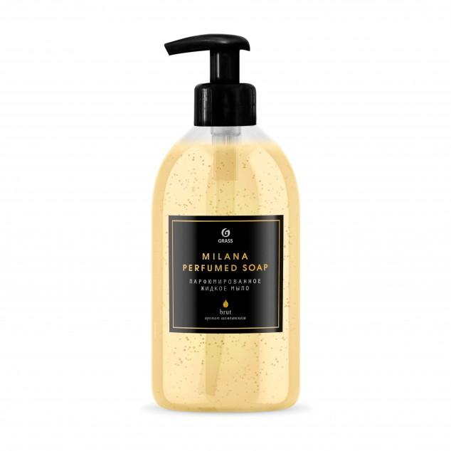 Парфюмированное жидкое мыло MILANA «Brut» 125503, флакон 300 мл